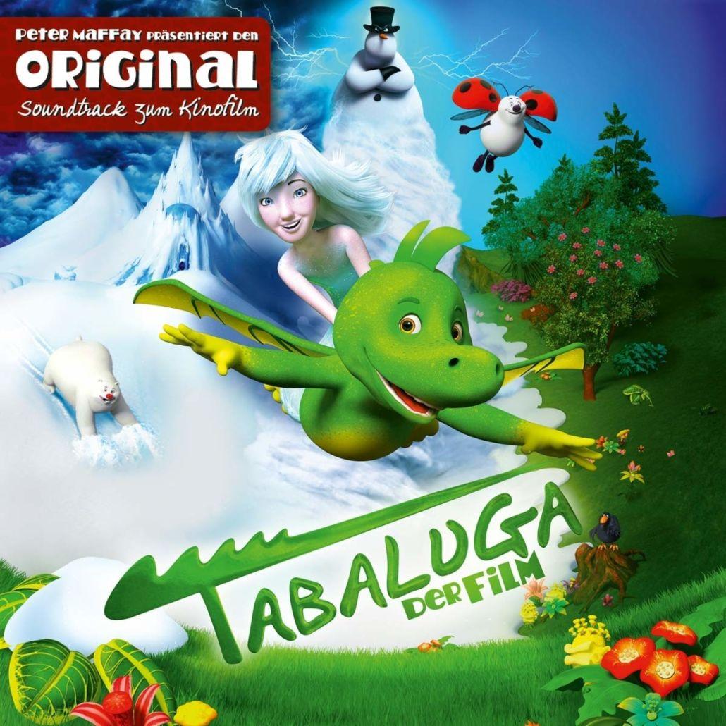 Tabaluga kommt ins Kino – und natürlich präsentiert Peter Maffay den OST