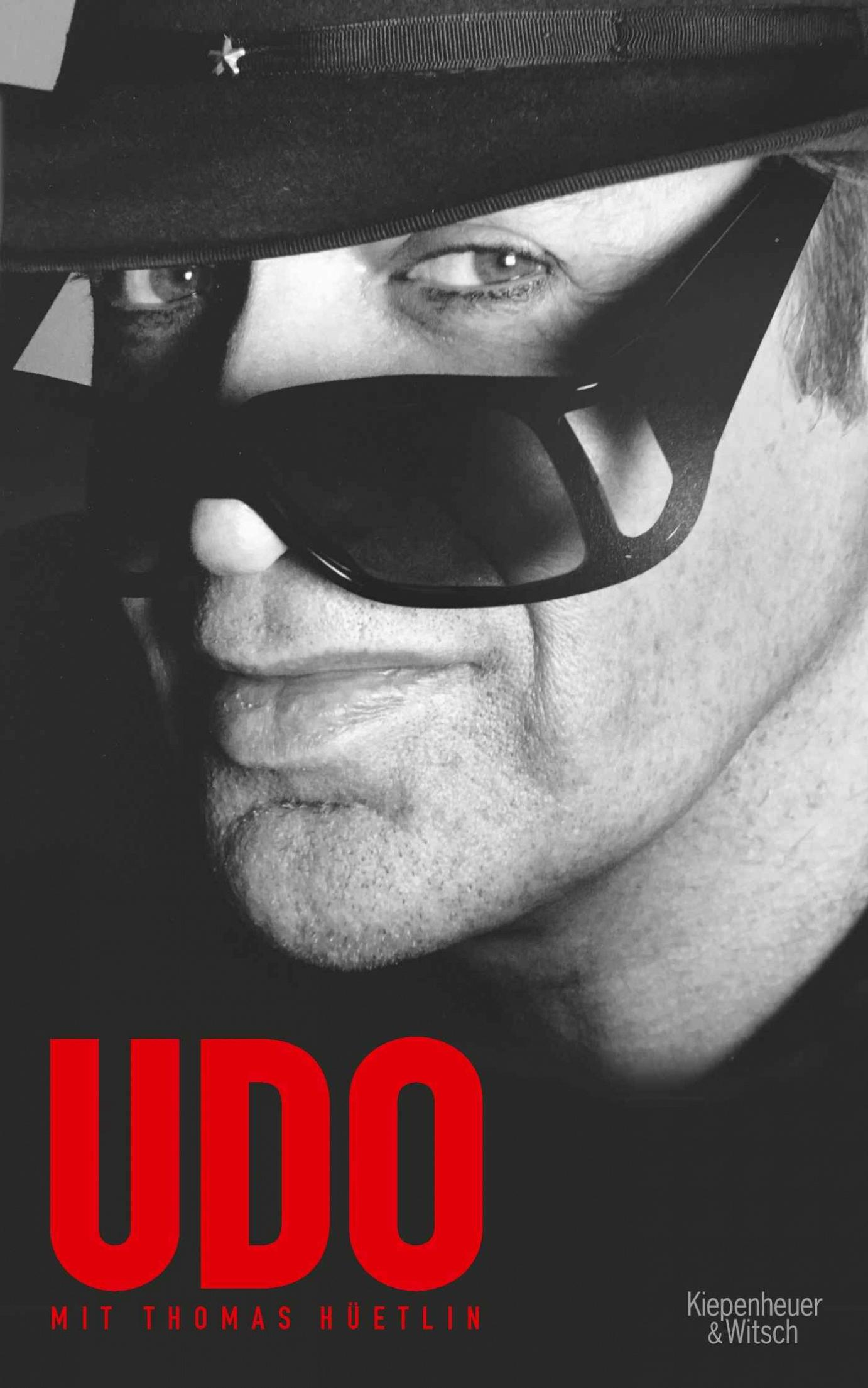 Udo Lindenberg – die ultimative Biographie