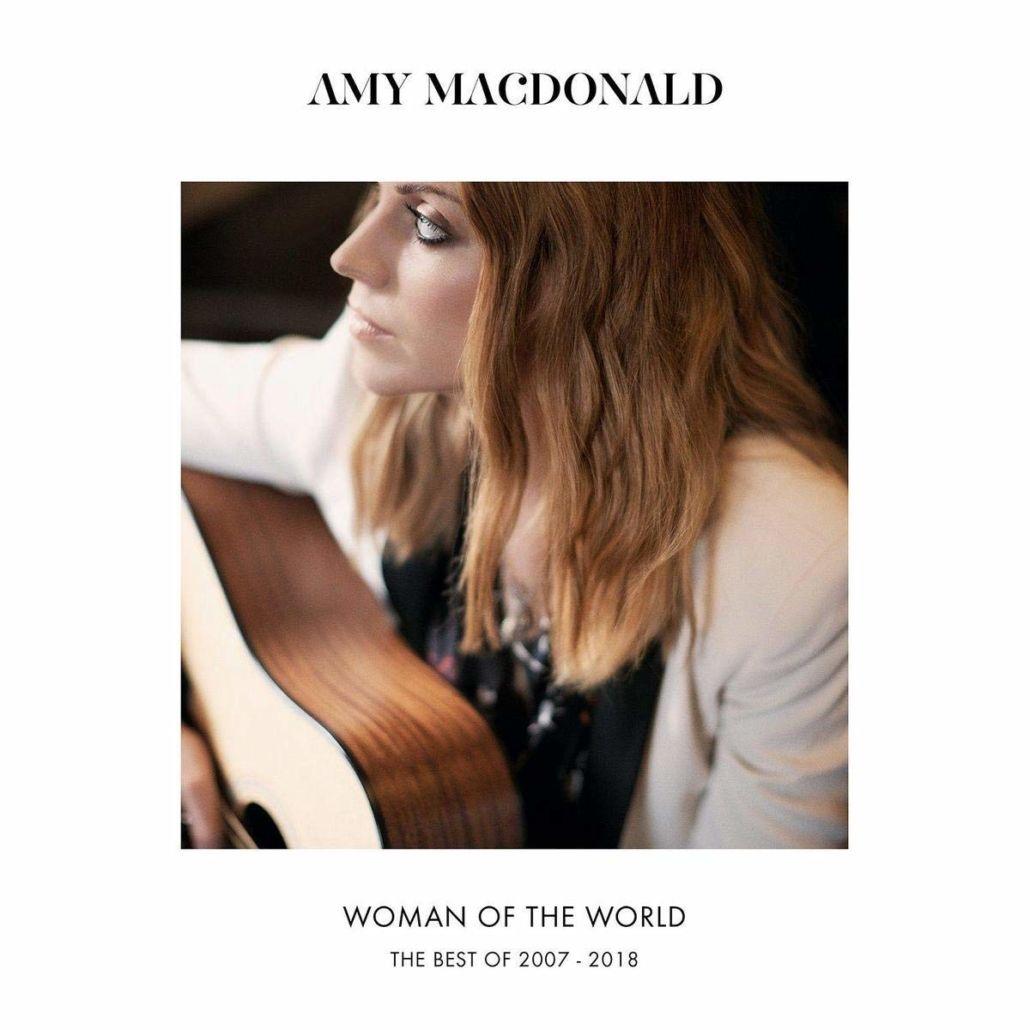 Amy Macdonald mit Best-of-Album: Woman of the World