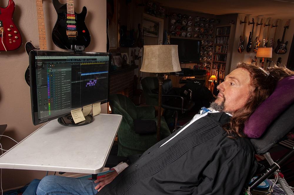 "Jason Becker – neues Album ""Triumphant Hearts"""
