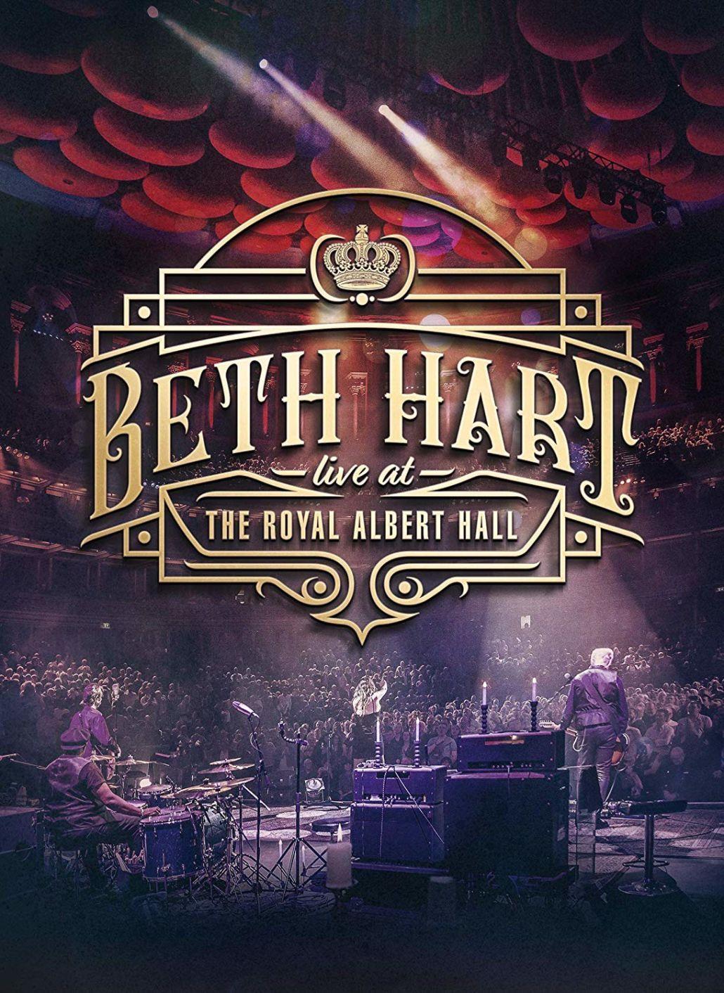 Beth Hart und die Königsdisziplin: Live in der Royal Albert Hall