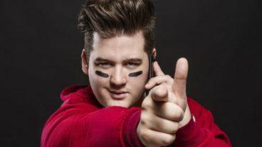 Chris Tall in der Arena Trier: Und jetzt ist Papa dran