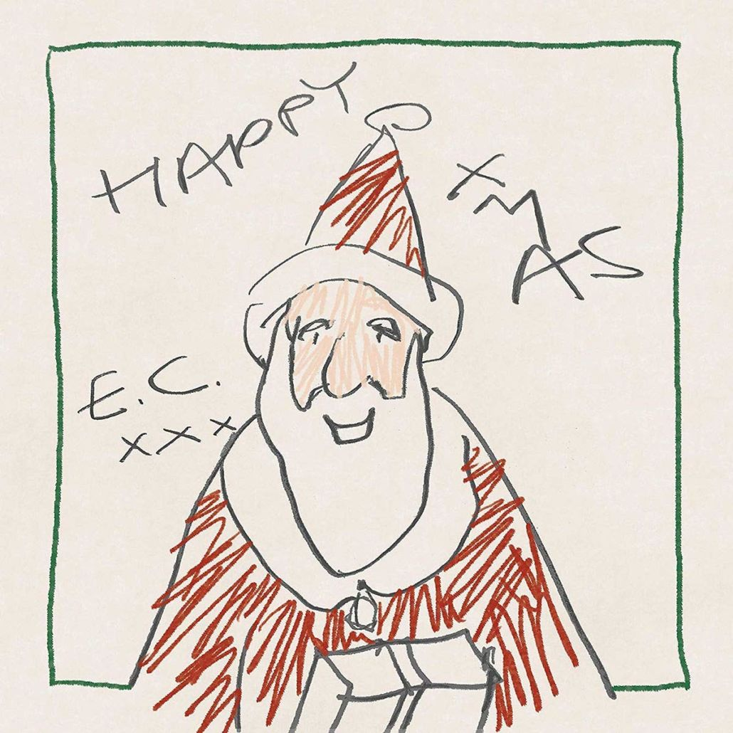 "Eric Clapton: Die Gitarrenlegende wünscht ""Happy Xmas"""