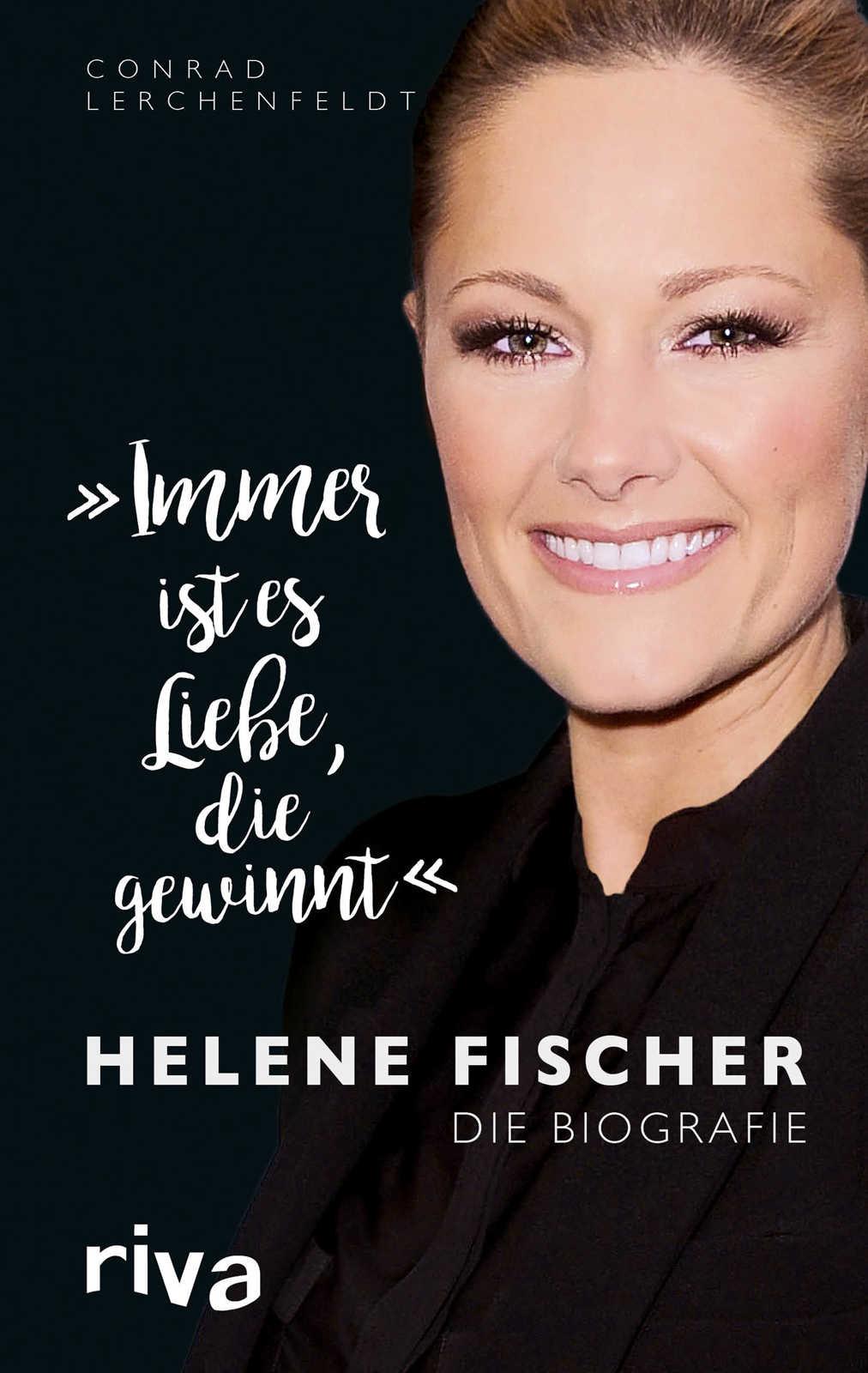 """Helene Fischer, aktualisierte Bio: """"Immer ist es Liebe, die gewinnt"""""""