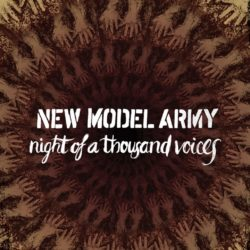 New Model Army Night of a thousand Voices bei Amazon bestellen