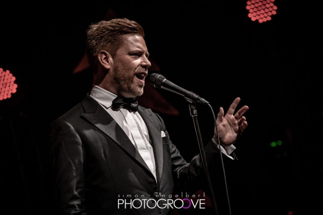 Tom Gaebel zelebrierte den perfekten Tag – live in Merzig, 24.11.2019