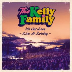 The Kelly Family We Got Love - Live At Loreley bei Amazon bestellen