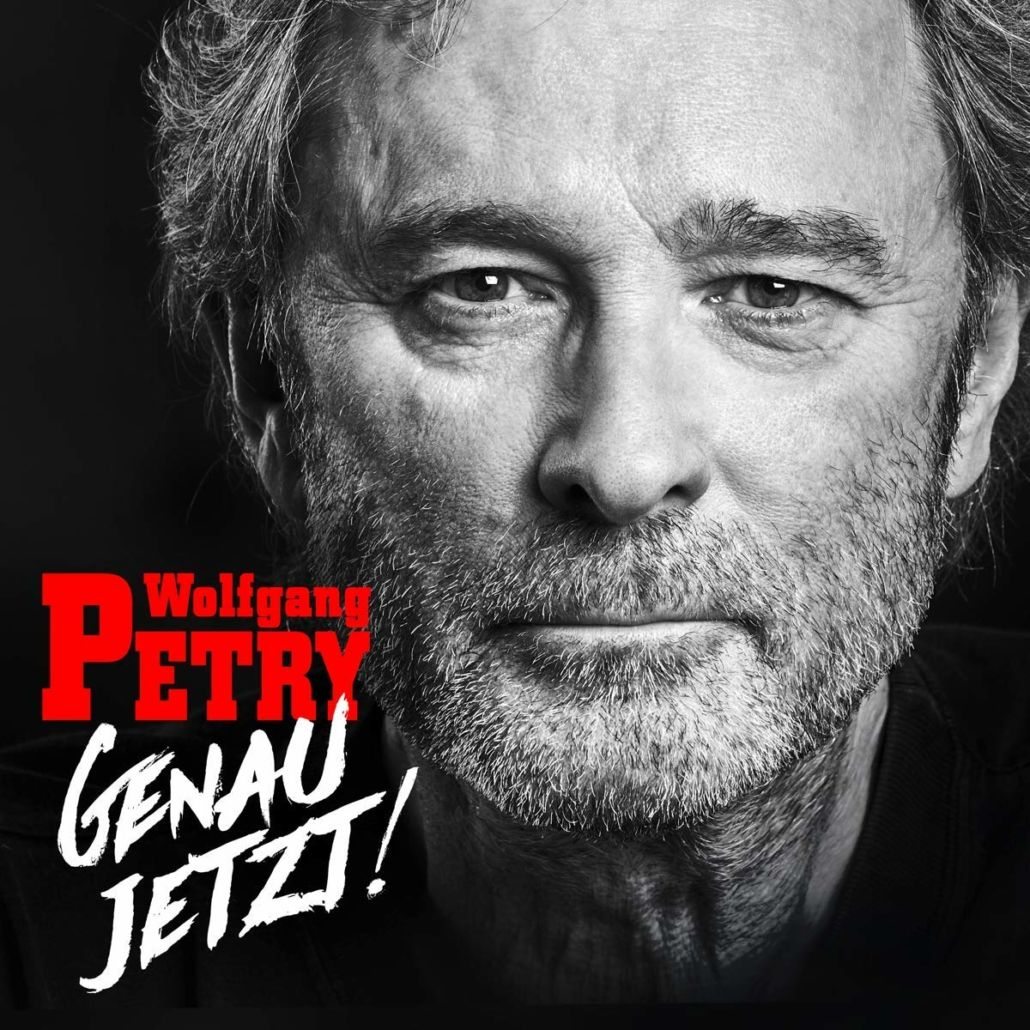 "Wolfgang Petry kann's nicht lassen – die neue CD heißt ""Genau jetzt"""