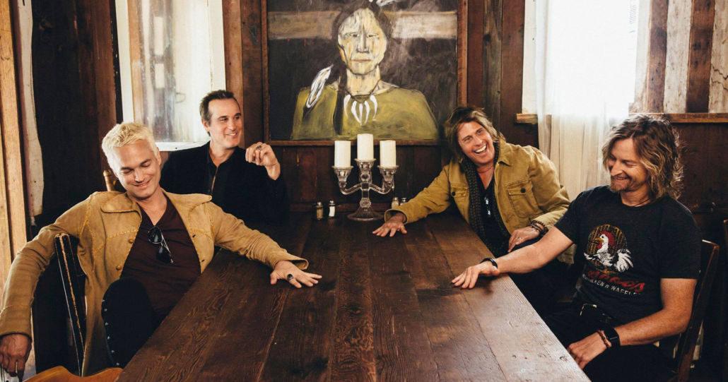 "STONE TEMPLE PILOTS – neuer Song ""Three Wishes"" – Album am 7. Februar"