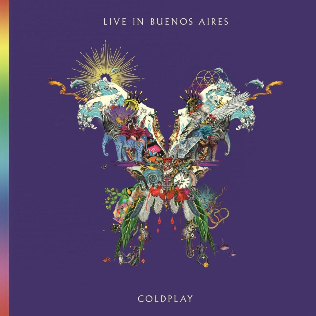 """Coldplay: Live In Buenos Aires – ein """"chorisches"""" Livealbum"""