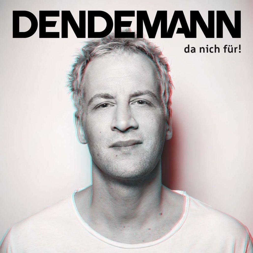 """Dendemann – """"Ich dende, also bin ich"""" – endlich wieder am Start"""