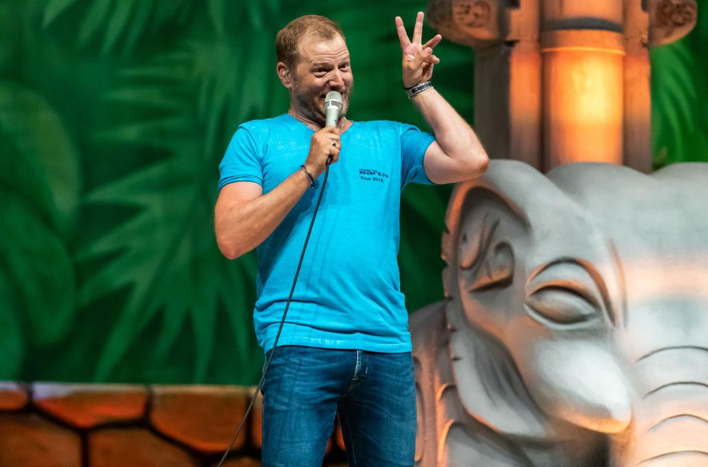 Mario Barth mit seinem sechsten Bühnenprogramm – live in der Arena Trier
