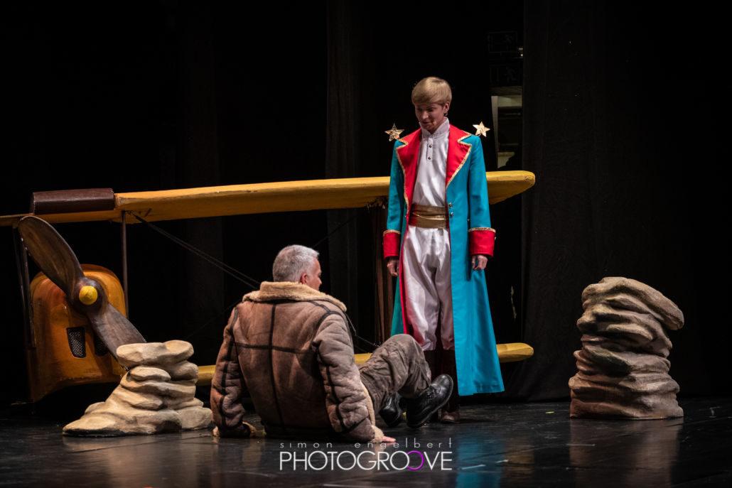 """""""Der kleine Prinz"""" – als Musical in der Europahalle Trier, 6.1.2019"""