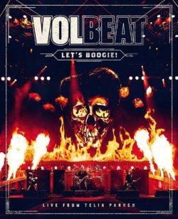 Volbeat Let's Boogie! Live From Telia Parken bei Amazon bestellen