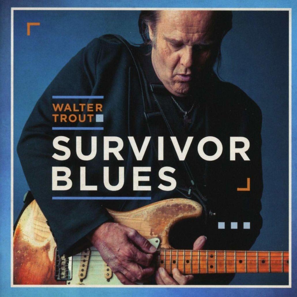 """""""Survivor Blues"""" ein Blues-Coveralbum von Walter Trout"""