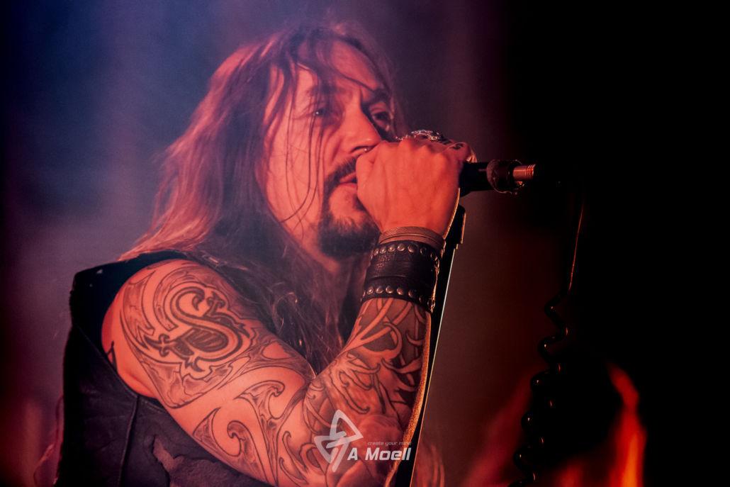 Amorphis & Soilwork – European Co-Headliner-Tour 2019 – Garage Saarbrücken