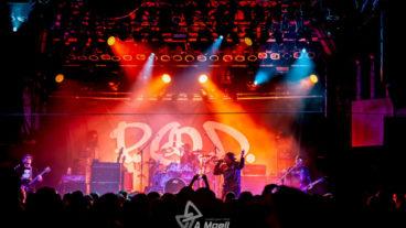 BOOM! – P.O.D. rocken die Garage in Saarbrücken