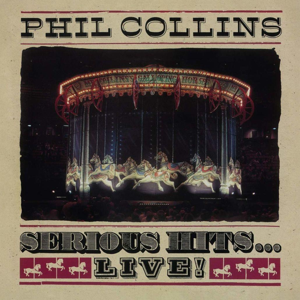 Phil Collins – zwei Livealben neu veröffentlicht