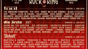 Rock am Ring 2019 steuert auf