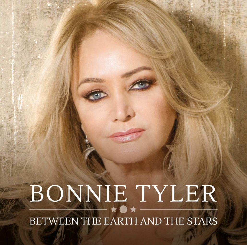 """Bonnie Tyler – Album Nummer 17: """"Between the Earth and the Stars"""""""