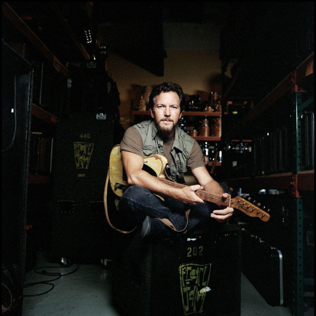 #ALLINCHALLENGE mit Eddie Vedder – Pearl Jam Fanpaket zu gewinnen!