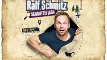 """Kleiner Mann, was nun? – Ralf Schmitz mit """"Schmitzeljagd"""" im Saarland"""