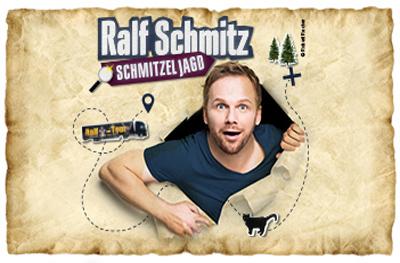 Ralf Schmitz geht auf