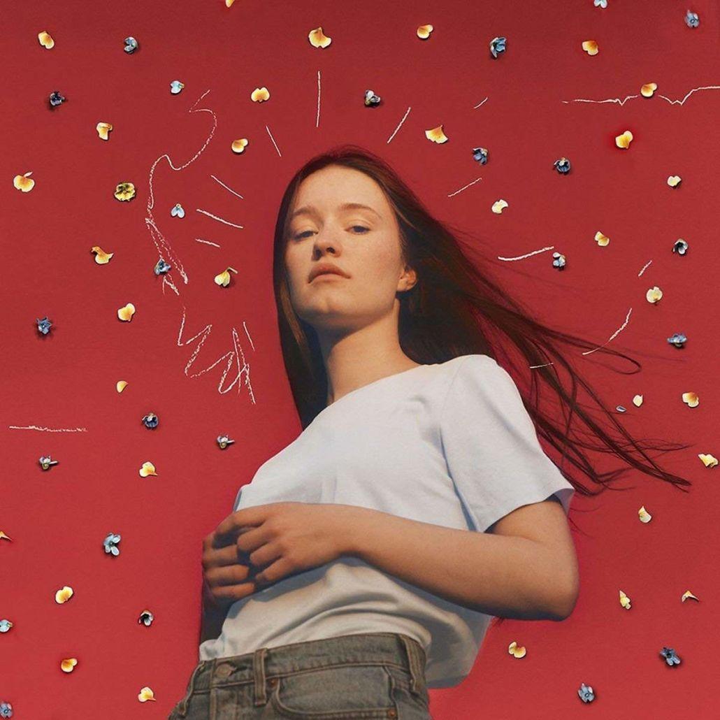 """Sigrid aus Norwegen, 22 Jahre alt, mit ihrem Debüt """"Sucker Punch"""""""