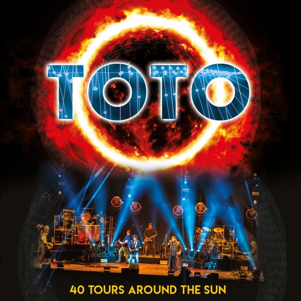 TOTO: Konzertfilm & Live-Album  zur großen Jubiläumstour