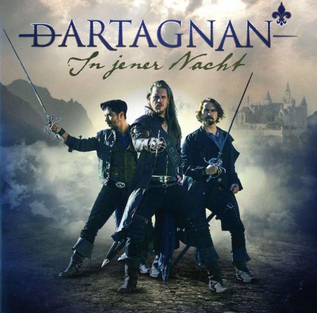 """dArtagnan: """"Sing mir ein Lied"""" – das aktuelle Album chartet auf Platz 5"""