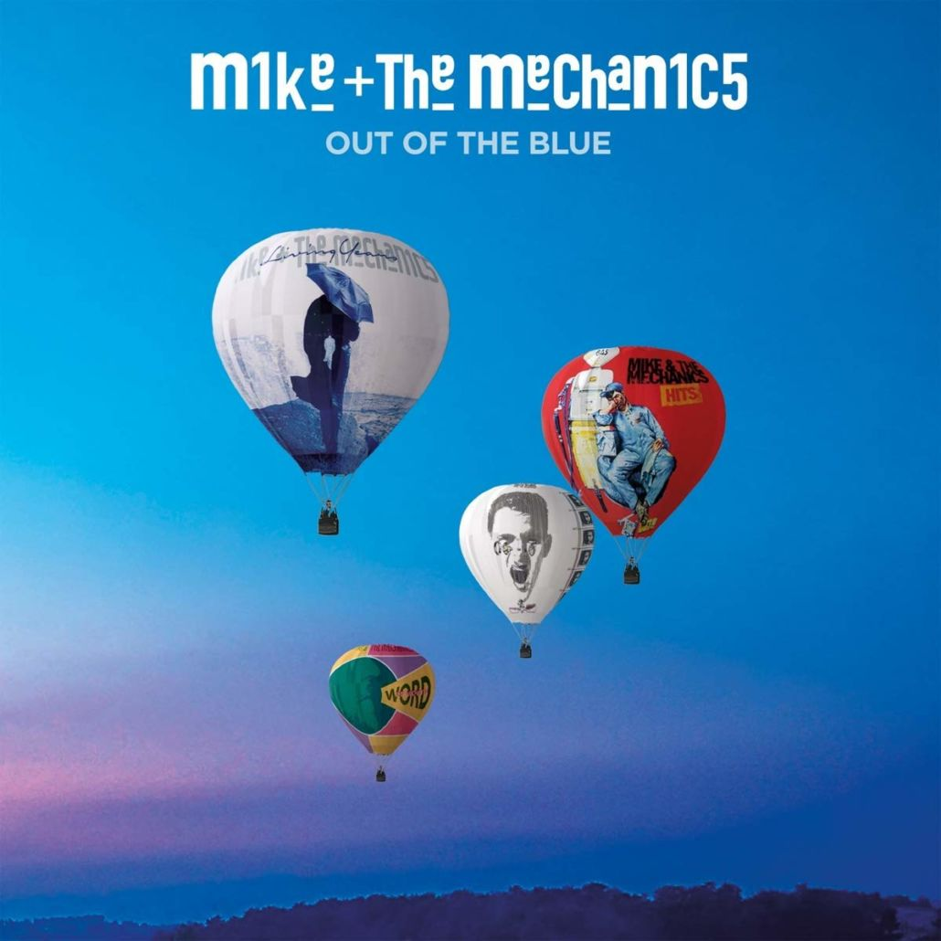 Out Of The Blue – Mike Rutherford und seine Mechaniker mit neuem Release