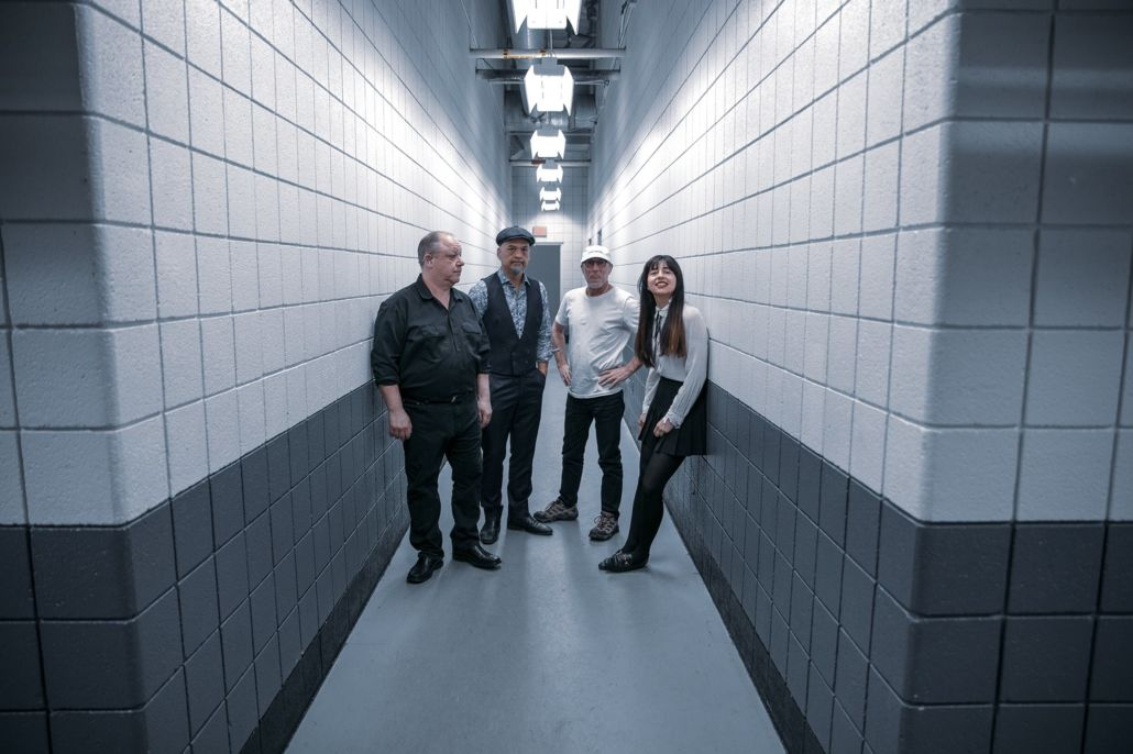 "Pixies – neues Studioalbum am 13.09., ""It's A PIXIES Podcast"" ab sofort!"