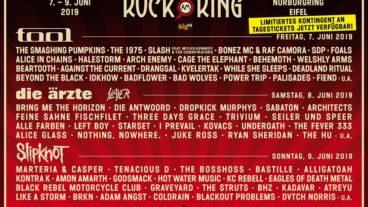 Rock am Ring: Timeslot für DIE ÄRZTE auf 150 Minuten erweitert