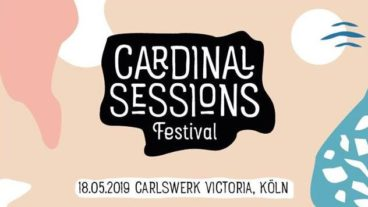 Cardinal Sessions Festival 2019 – Gartenparty im Carlswerk Victoria