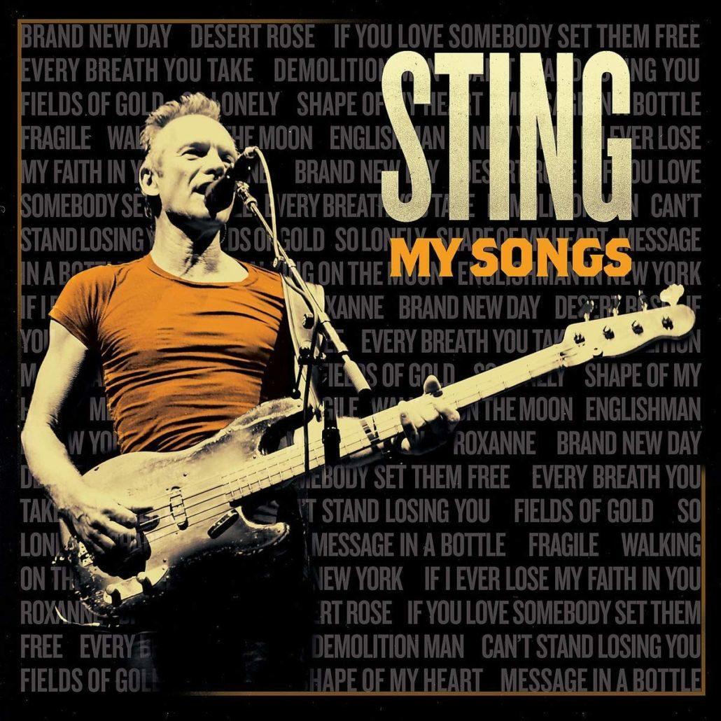"""Sting unterzieht sich auf """"My Songs"""" einem gelungenen Facelifting"""