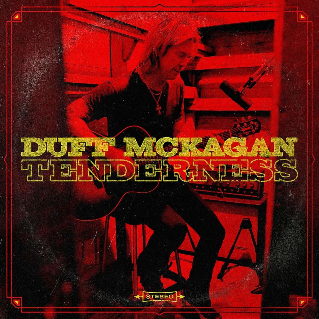 Duff McKagan zeigt sich auf
