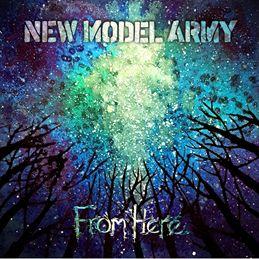 """New Model Army erfinden sich auf """"From Here"""" ein weiteres Mal neu"""