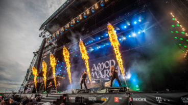 ROCK AM RING 2019: Der finale 3. Tag mit Adam Angst, Amon Amarth, Slipknot