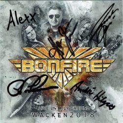 Bonfire Live On Holy Ground – Wacken 2018 bei Amazon bestellen