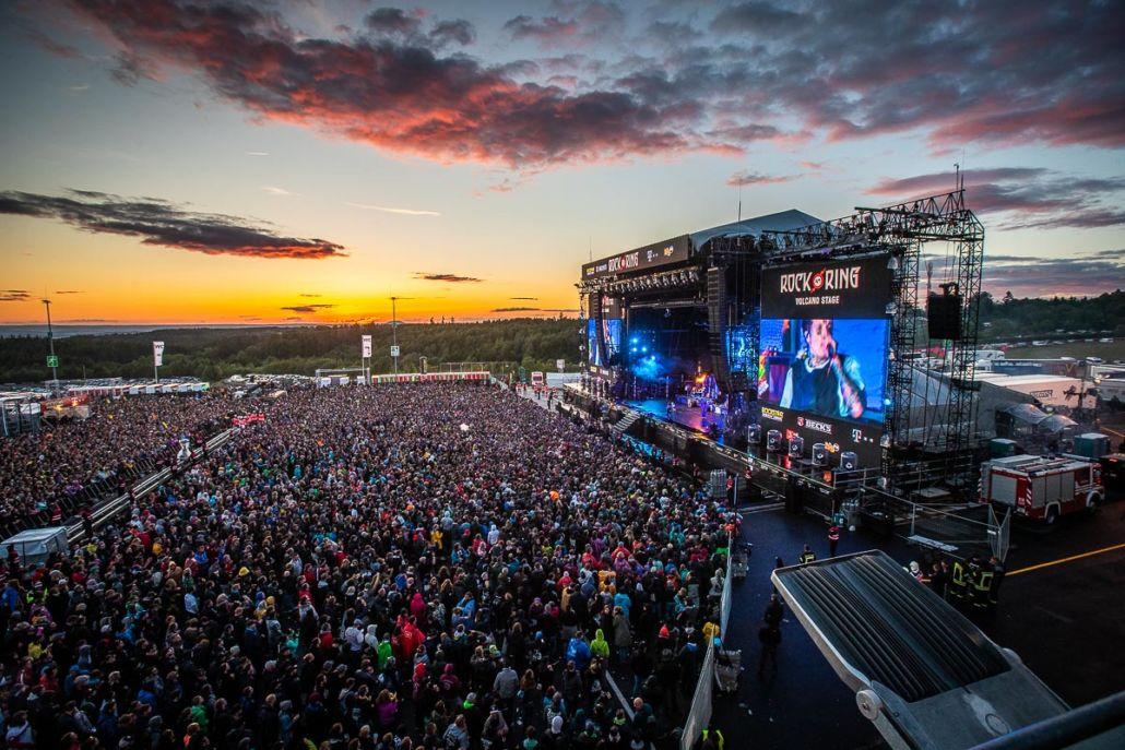 ROCK AM RING 2019: Der zweite Tag bot unter anderem DIE ÄRZTE und SLAYER