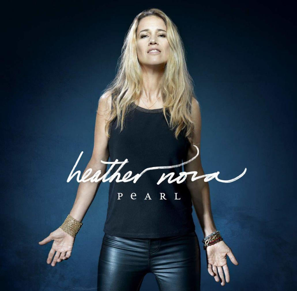 "Heather Nova knüpft mit ""Pearl"" an ihren ersten Chart-Erfolg ""Oyster"" an"