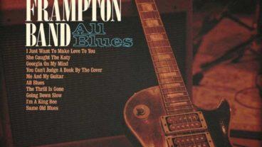 Peter Frampton hat den Blues