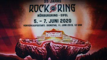 ROCK AM RING 2020 – das Jubiläum: 35 Jahre – heute startet der Vorverkauf