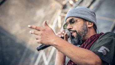 Samy Deluxe – live vor der Porta Nigra Trier am 22.6.2019 – Konzertfotos