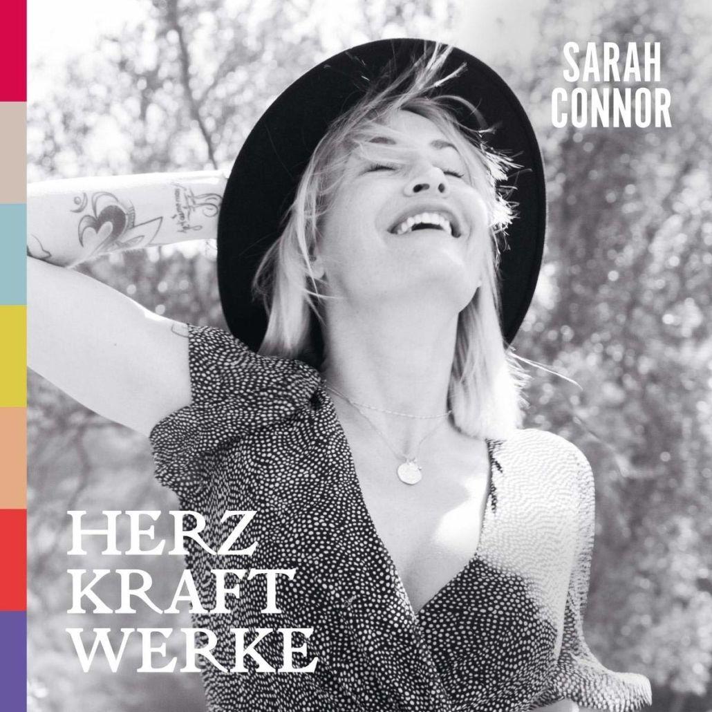 Sarah Connor schöpft Kraft aus dem Herzen