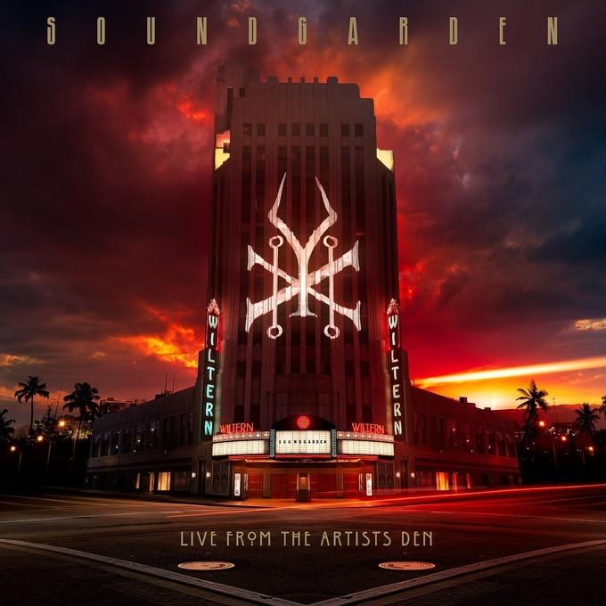 """Vermächtnis einer großen Band – Soundgarden """"Live From The Artists Den"""""""