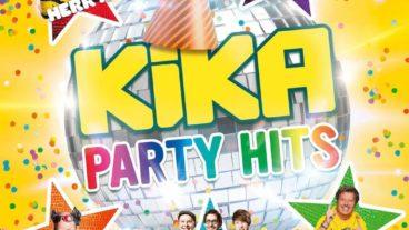"""""""KiKA Partyhits"""" ersetzen den DJ auf der Kinderdisco"""