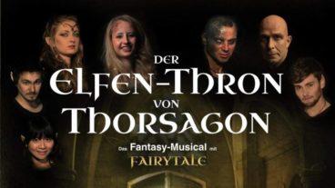 """""""Der Elfen-Thron von Thorsagon"""" entführt in ein magisches Klangabenteuer"""