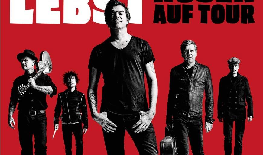 """Dokumentarfilm """"Weil du nur einmal lebst – Die Toten Hosen auf Tour"""""""