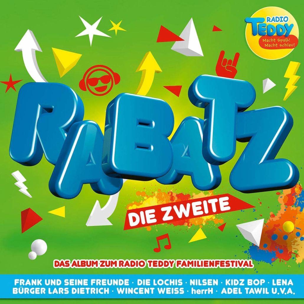 """Radio Teddy: """"RABATZ, die zweite"""" – Sommerfestival Mix für Leute ab drei"""